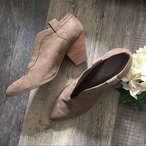 Charles by Charles David | Ozzy Taupe Suede Boots